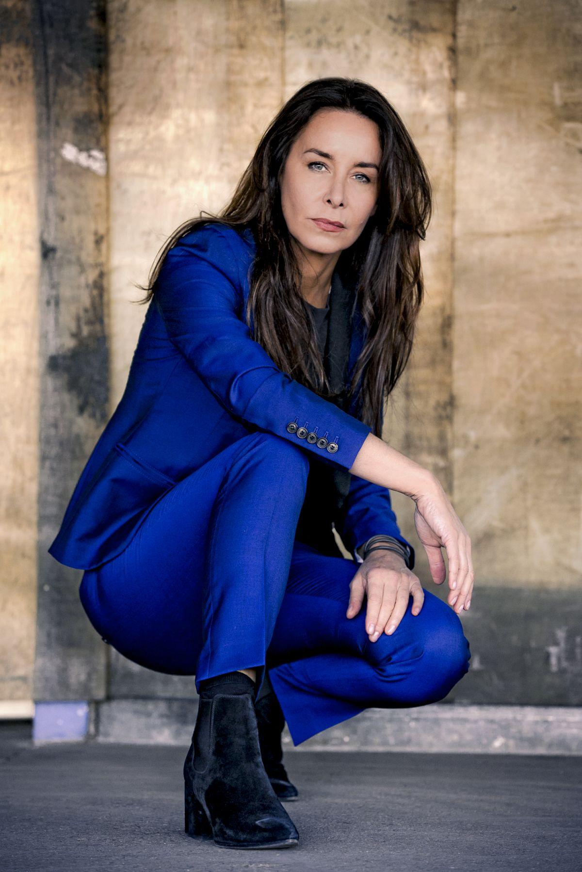 Nackt  Katharina Müller-Elmau Deutsch Schauspielerin